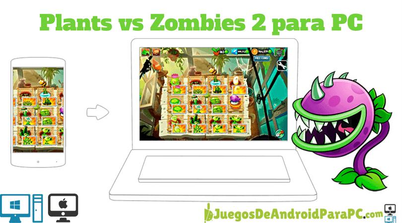 planta vs zombie 2 descargar gratis