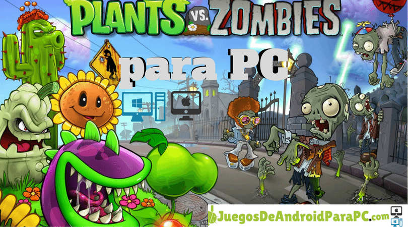 Descargar Plants Vs Zombies Para Pc Gratis