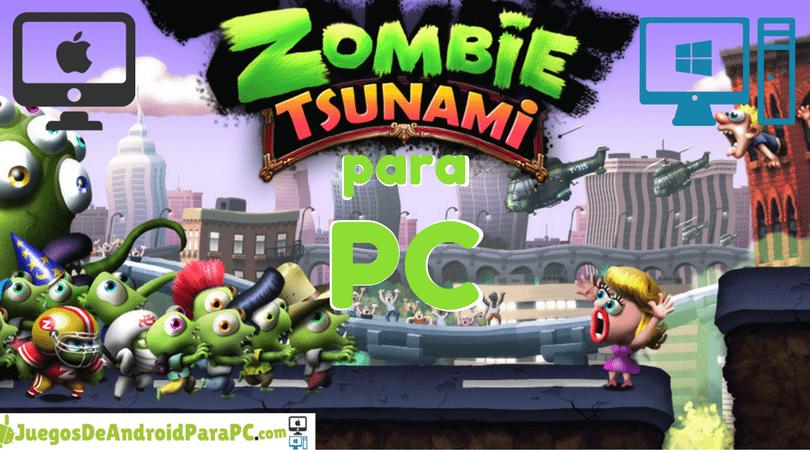 descargar Zombie Tsunami para PC