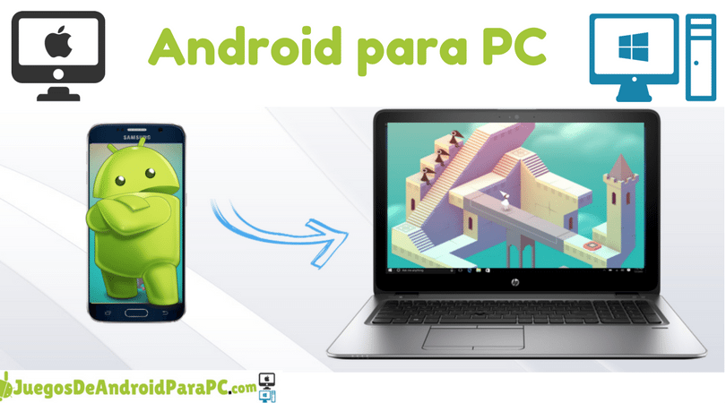 Descargar emulador de Android para PC