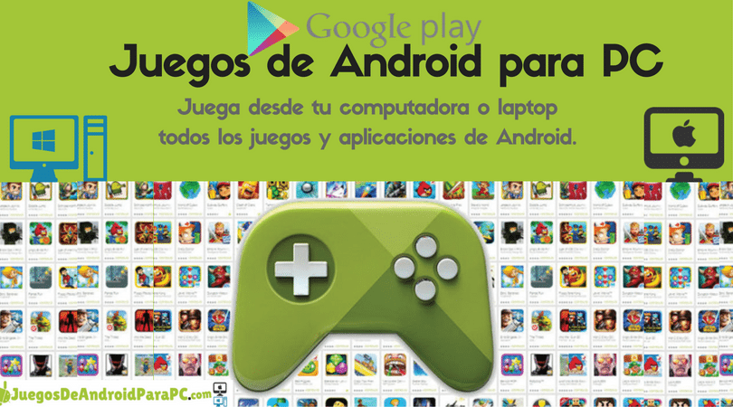 descargar juegos de android para pc