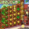 plants vs zombies en tejado