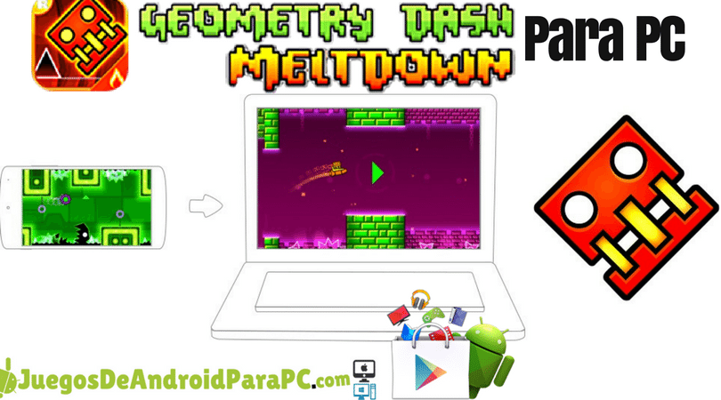 descargar geometry dash meltdown para pc