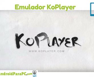 descargar koplayer emulador de android para pc