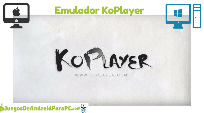descargar koplayer emulador de android para pc