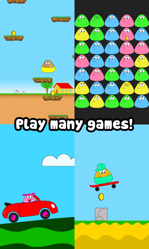 Download Games Gratis Pou