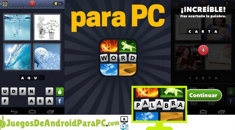 Descargar 4 Fotos 1 Palabra para PC