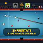 8 Ball pool contra amigos