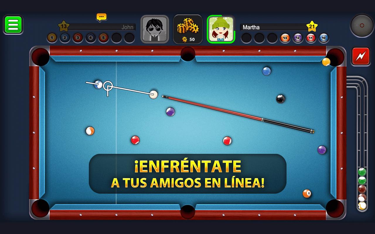 Jugar 8 Ball Pool Para Pc En Cualquier Computadora Gratis