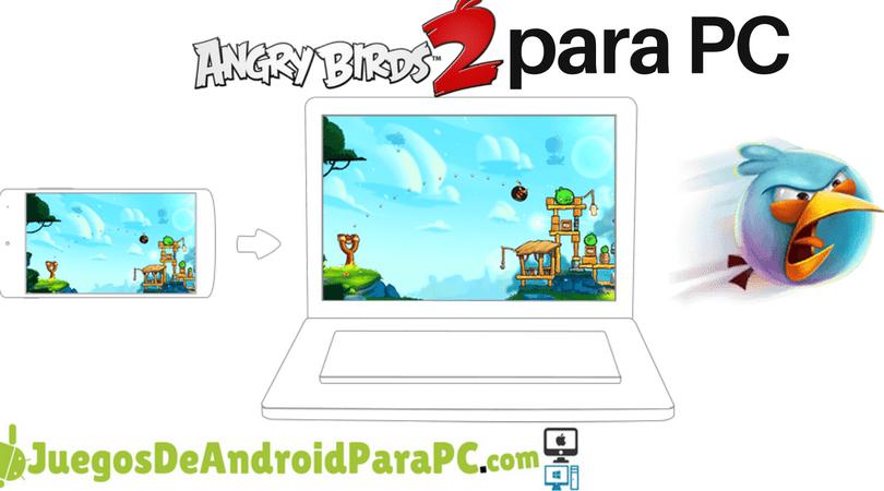 Jugar Angry Birds 2 para pc