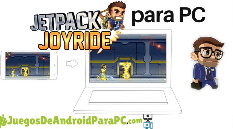 Jugar Jetpack Joyride para PC