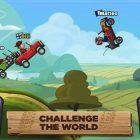 competencia Hill Climb Racing 2