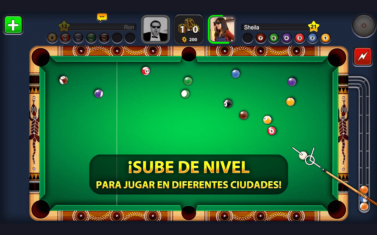 8 ball pool pc