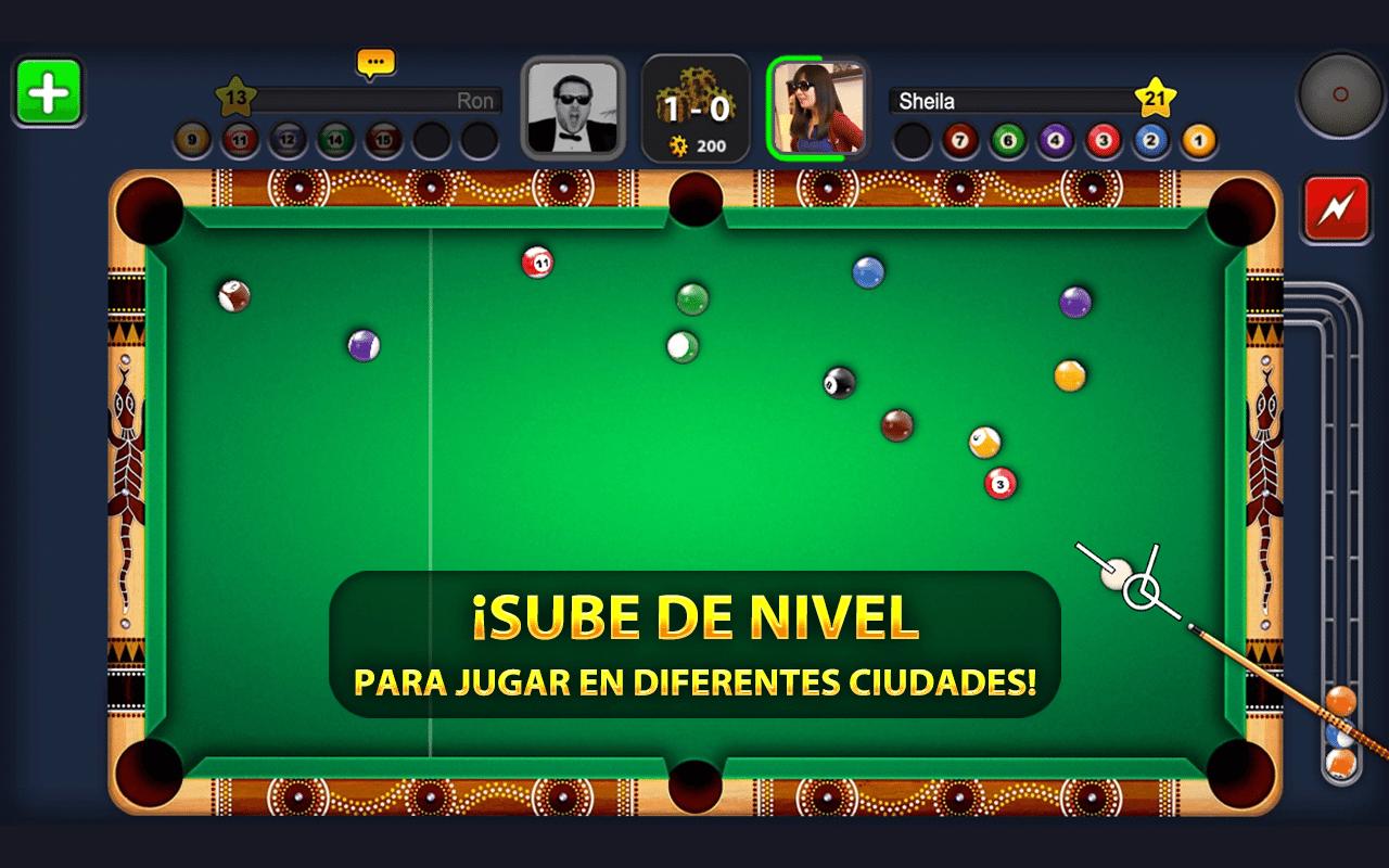 descargar juego billar para pc gratis español windows 7