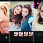 tomar selfies con b612