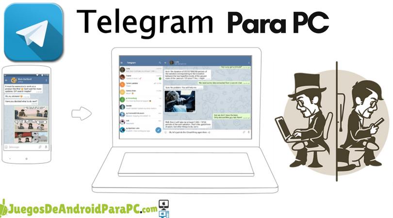 Como Descargar Telegram para PC - para Windows y MAC - Gratis