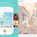 filtros candy camera
