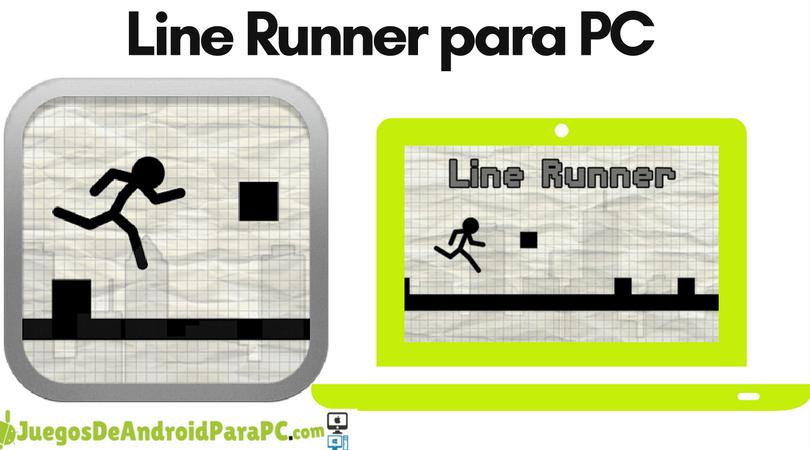 como jugar Line Runner para PC