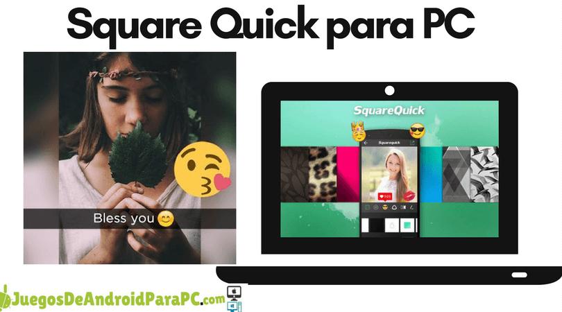como descargar Square Quick para pc o laptop