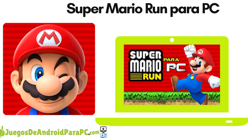 como jugar super mario run para pc