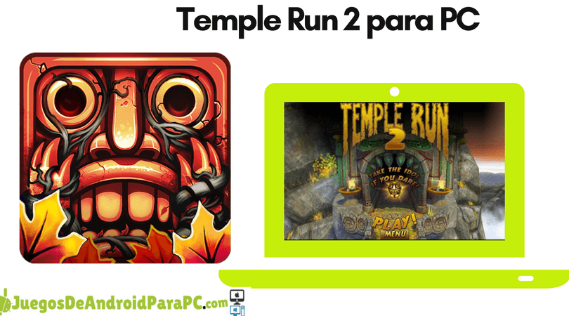 como jugar temple run 2 para pc