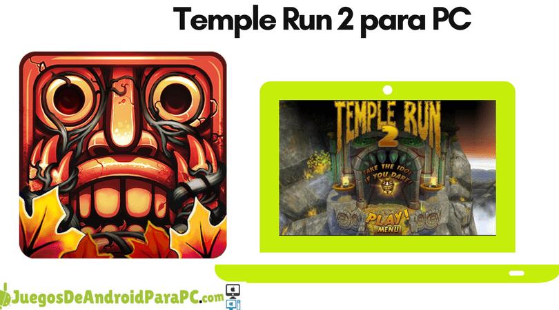 como jugar temple run 2 para pc