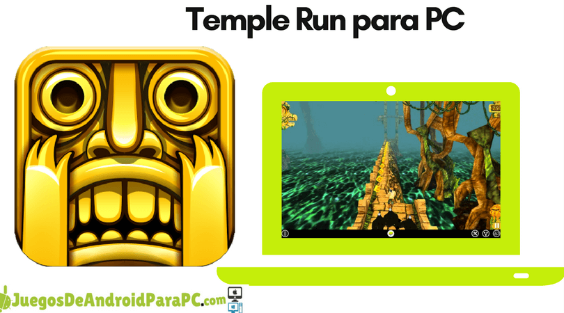 Como Jugar Temple Run para PC