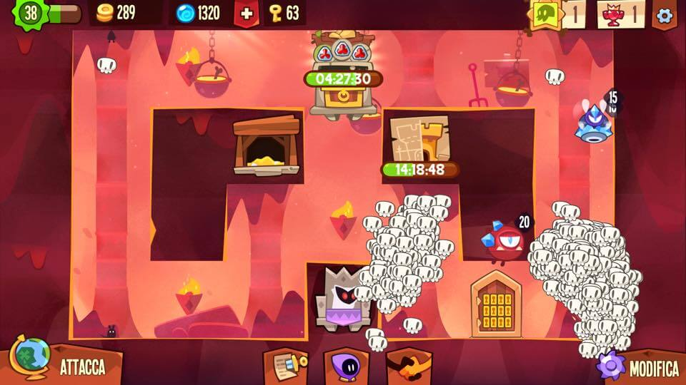 King Of Thieves Juego