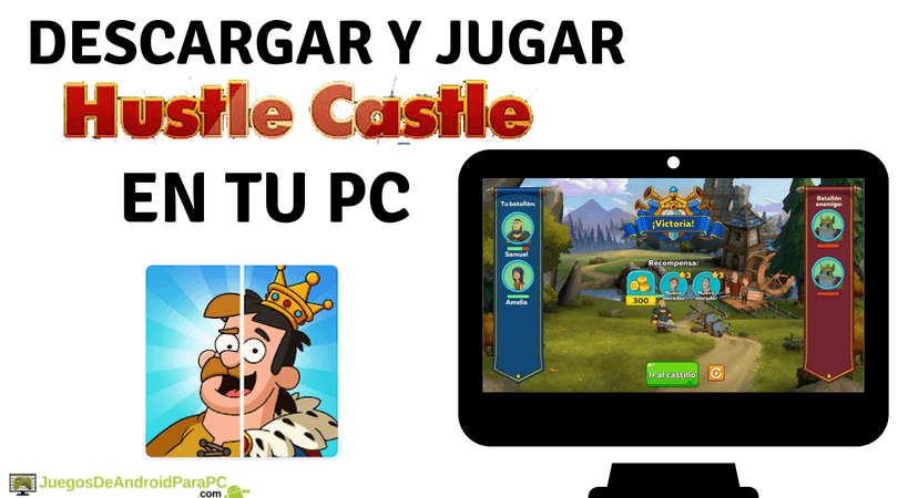 descargar Hustle Castle Castillo Mágico para pc
