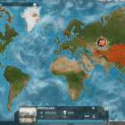 Mapa en Plague Inc.